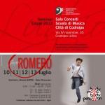 10-13 luglio:  Javier Romero – seminario metodo BAPNE Body Percussion