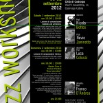1-2 settembre: Jazz Workshop con Franco D'Andrea e gli insegnanti del dipartimento jazz della scuola