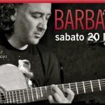 SABATO 20 LUGLIO: workshop e concerto chitarra fingerpicking con STEFANO BARBATI