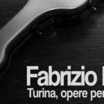 Domenica 22 dicembre ore 17.00: concerto di chitarra classica con FABRIZIO FURCI. Presentazione del progetto sul compositore Joaquin Turina