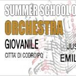 DOMENICA 27 LUGLIO ORE 19.00 – LONCA DI CODROIPO: L'ORCHESTRA GIOVANILE A SUMMER MUSIC!