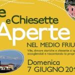 Domenica 7 giugno – ore 17 palazzo Venier a Gradisca di Sedegliano: concerto orchestra d'arpe