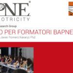 MASTER UNIVERSITARIO in BODYPERCUSSION – Metodo BAPNE – info: bapneitalia@gmail.com