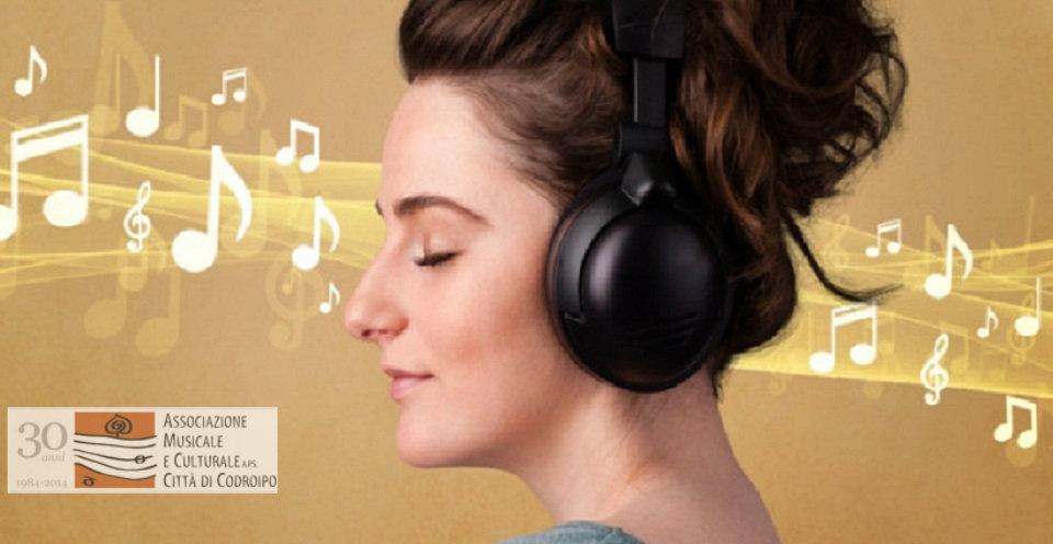 Nuovi corsi di GUIDA ALL'ASCOLTO MUSICALE – STORIA DELLA MUSICA