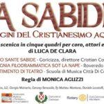 Venerdì 27 ottobre 2017 – ore 20.30 Duomo di Codroipo – LA SABIDE