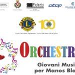 Orchestriamo – giovani musicisti per Manos Blancas: 2 e 4 novembre 2017