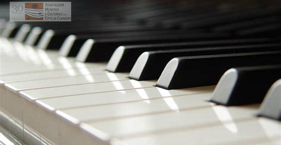 Domenica 19 maggio 2019 – ore 17 Chiesa di Madrisio di Varmo – esibizione di allievi di pianoforte della Scuola di Musica
