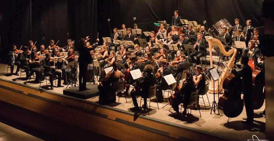 Masterclass di formazione orchestrale con Marco Fiorini · 23, 24 e 25 febbraio
